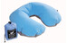 Cocoon Air-Core U-Shaped Neck Pillow ultralight light blue/grey